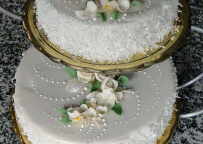 Gyöngysoros torta