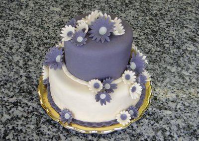 Lila torta