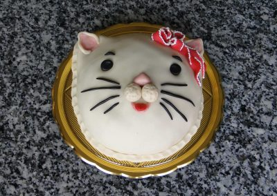 Cicafej torta