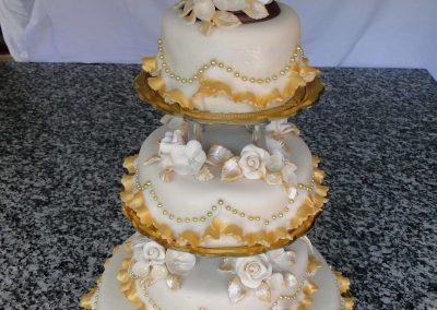 Barokk torta