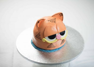 Garfield torta