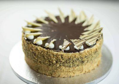 Somlói revolúció torta (2014 -es országtorta)