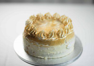 Barackos sajtkrém torta
