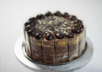 Szatmári szilva torta