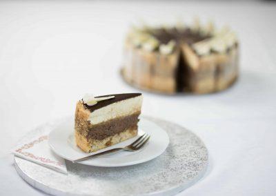 Somlói revolúció torta szelet (2014 -es országtorta)