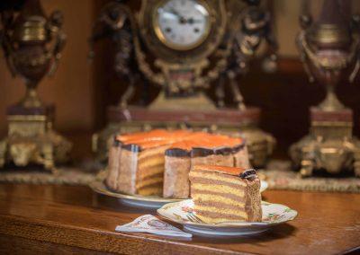Dobos tortaszelet
