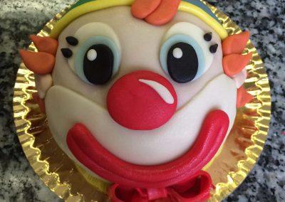Bohóc torta