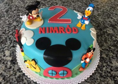 Disney torta