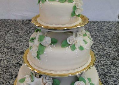 Háromláb torta