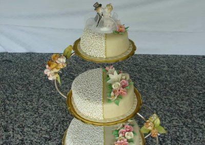 Fele-ilyen torta